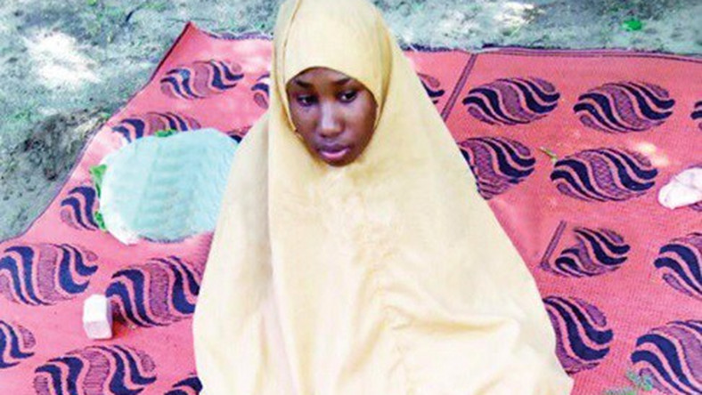 Leah Sharibu 'accepts' Islam, gives birth to baby boy for Boko Haram commander
