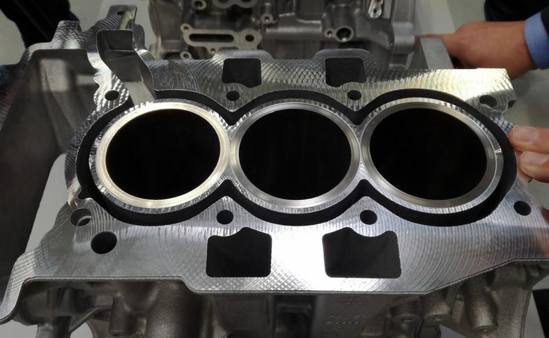 Blok silnika 1.2 PureTech
