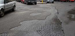 Wiceprezydent Tadeusz Trzmiel zarabia krocie za dziurawe ulice