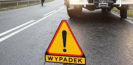 Dwa groźne wypadki w Małopolsce. Wielu rannych, w tym pięcioro dzieci