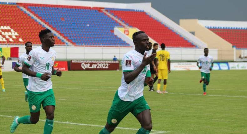 Eliminatoires Mondial 2022, Le Sénégal domine la Namibie