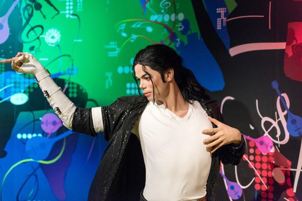 Figura woskowa Michaela Jacksona w stambulskim muzeum Madame Tussaud