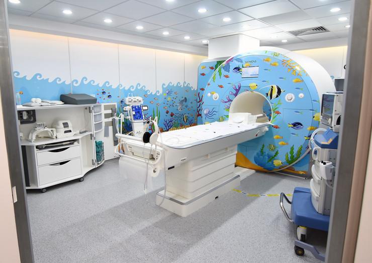 Dečija bolnica u Novom Sadu dobila magnetnu rezonancu