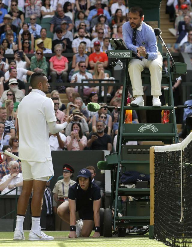 Nik Kirjos nije preterano uživao na Vimbldonu na kome je ispao u trećem kolu od Rafaela Nadala
