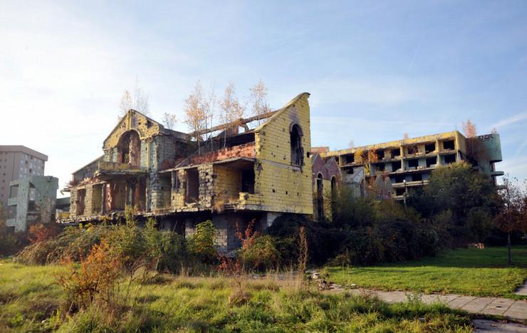 Dom penzionera Sarajevo
