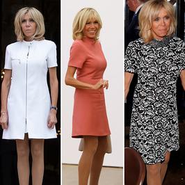 Brigitte Macron słynie z doskonałego stylu. 64-letnia żona prezydenta Francji nie zalicza wpadek?