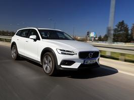 Volvo V60 Cross Country D4 AWD Polestar – wzorowe... na autostradzie | TEST