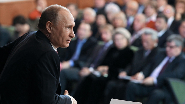 Putin: Najbliższe lata przełomowe dla Rosji i świata
