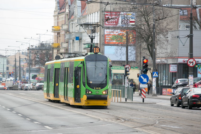 Komunikacja w Poznaniu