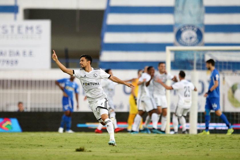 Po średnich ligowych występach, stołeczny klub coraz lepiej radzi sobie na europejskich boiskach.