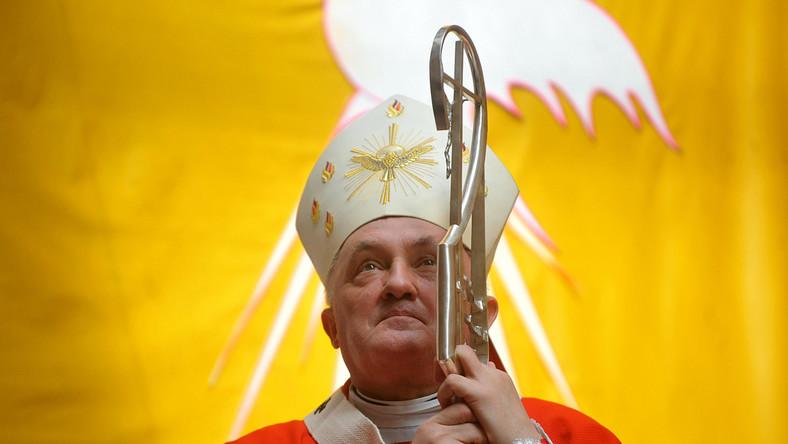 Metropolita warszawski został kardynałem