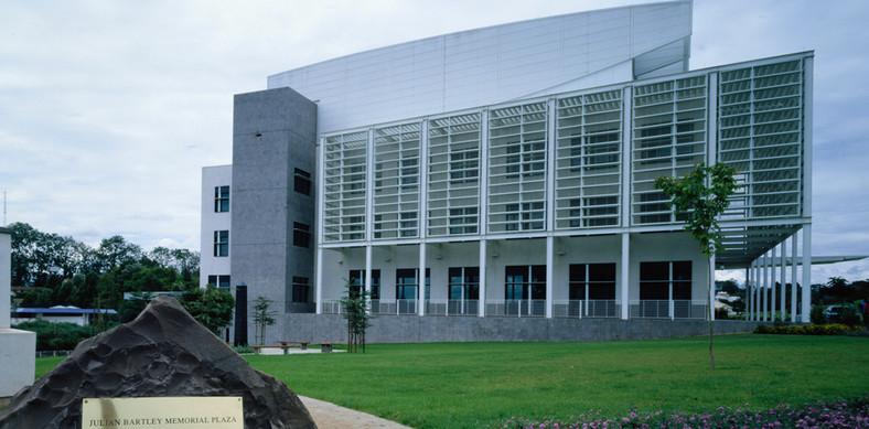 United States Embassy Nairobi, Kenya. (HOK)