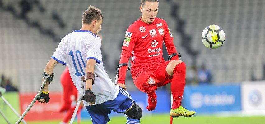 Wielki sukces Biało-Czerwonych. Reprezentacja Polski w amp futbolu trzecią drużyną Europy!