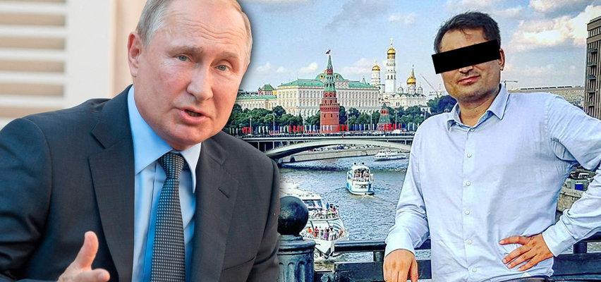 Polityk z Olsztyna szpiegował dla Putina?