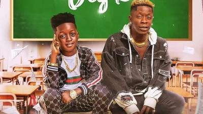 Fotocopy becomes the youngest artiste to feature Shatta Wale