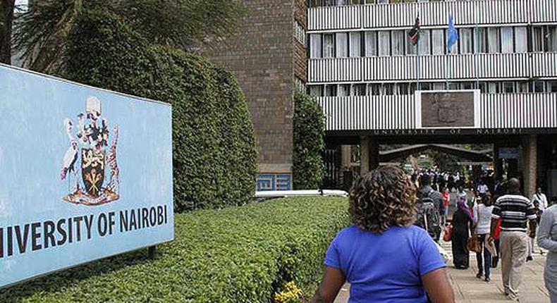 University of Nairobi (UoN) main campus