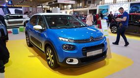 Poznań Motor Show 2017: Citroën w nowym stylu