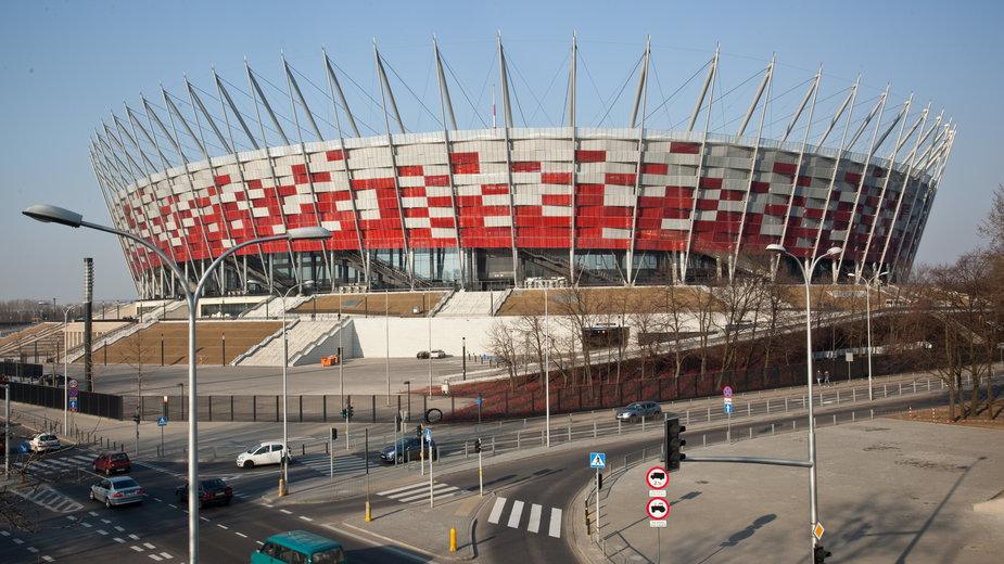 Koronawirus: Stadion Narodowy ma zmienić się w szpital polowy