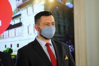 Wiceprzewodniczący Nowej Lewicy Marek Balt zawieszony w prawach członka partii