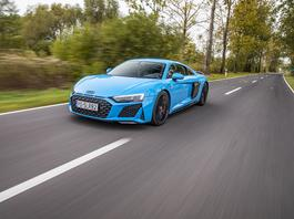 Audi R8 V10 Performance - to ostatnie takie Audi