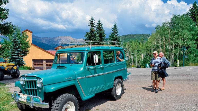 Jeep Experience, Colorado 2012: wyprawa szlakiem pionierów