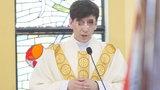 Pierwsze kazanie ks. Tymoteusza Szydło. Już wtedy było widać kryzys wiary