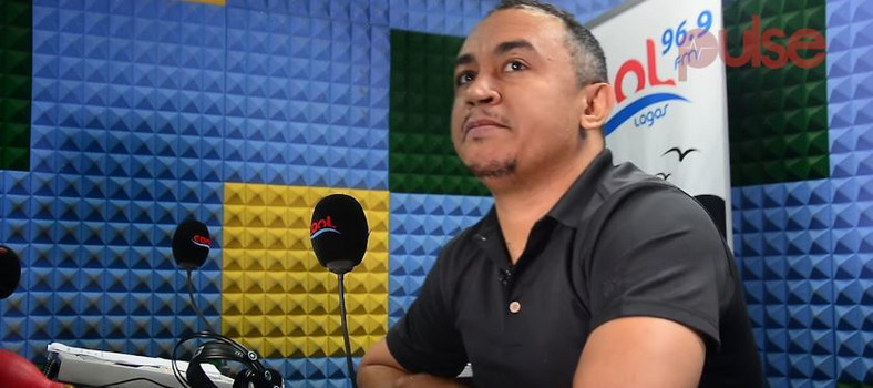 Veteran OAP Daddy Freeze is one of the most popular On Air personalities in Nigeria (Pulse)