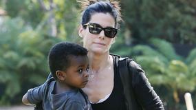 Sandra Bullock: mój syn to mały dyktator