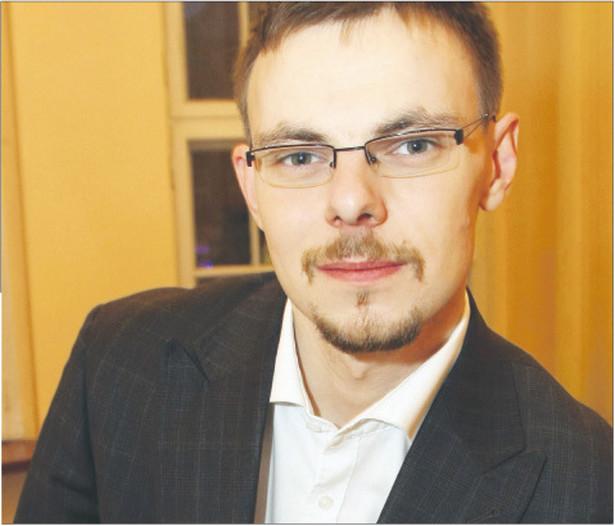 Piotr Liss, doradca podatkowy, Tax Partner w KZWS RSM International Fot. Piotr Jasiczek