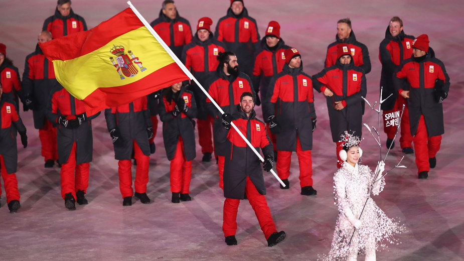 Reprezentacja Hiszpanii na igrzyskach olimpijskich