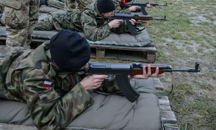 Żołnierze WOT z zakazem strzelania na cywilnych strzelnicach