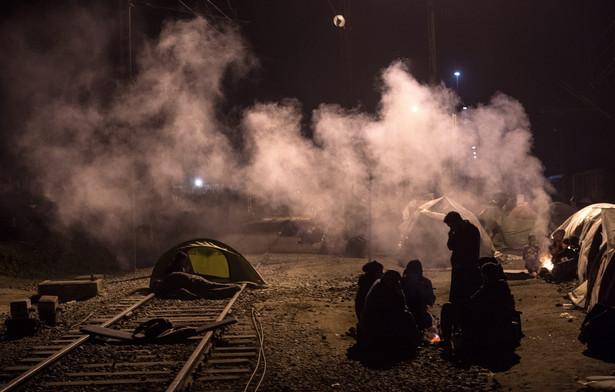 Tunel pod kanałem La Manche zabezpieczony przed migrantami