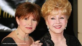 Hołd dla Carrie Fisher i Debbie Reynolds na Złotych Globach 2017