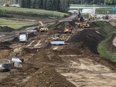 Ministerstwo Infrastruktury chce dostosować drogi m.in. do ruchu ciężarowego