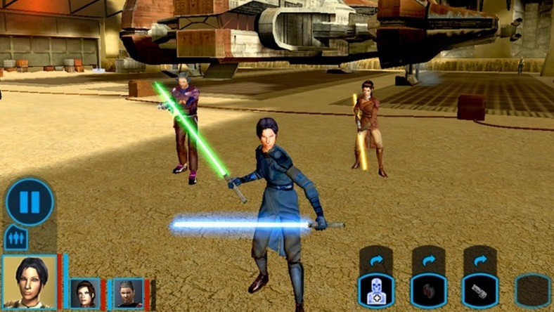 Star Wars: Knights of the Old Republic teraz także na Androidzie