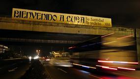 Kard. Bertone: wizyta papieża na Kubie pomoże demokratyzacji