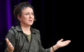 Ukraińska poetka Iryna Vikyrchak będzie asystentką Olgi Tokarczuk