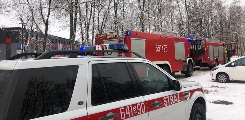 Wybuch w Bieruniu. Jedna osoba nie żyje
