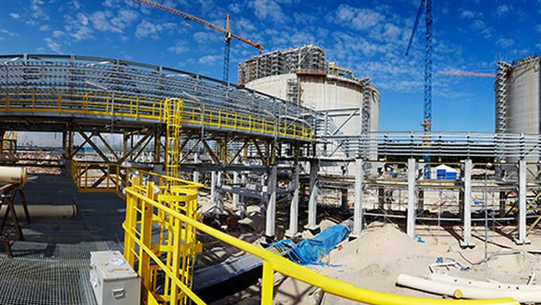Zagrożona budowa Gazoportu. Włosi grożą opuszczeniem budowy