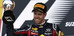 Sebastian Vettel mistrzem świata!