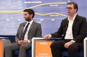 Vučić u Davosu o slučaju novinara iz Grocke: Očekujem da taj slučaj zaključimo za sedam do 10 dana