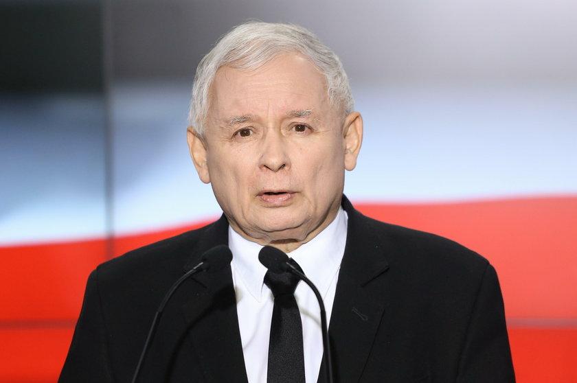 Kaczyński nie zamierza odpuścić