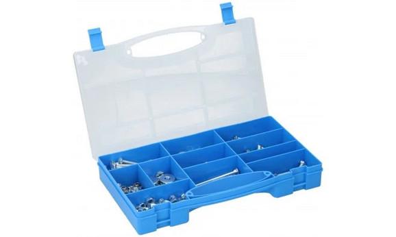 Kinzo kutija koja sadrži 450 delova