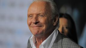 """Transformers: The Last Knight"": Anthony Hopkins na planie filmu"