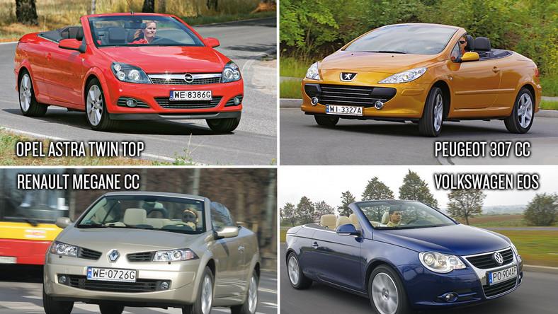 z drugiej ręki: kompaktowe coupe-cabrio z benzyniakami