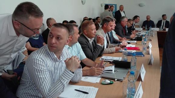 Sastanak opozicije i vlasti