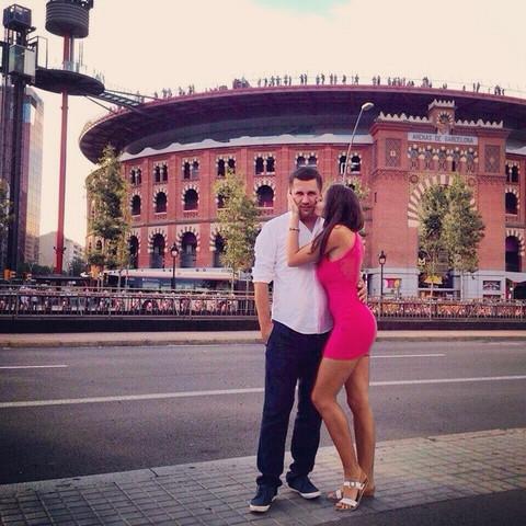Nakon Barselone, romansu nastavljaju u Parizu!