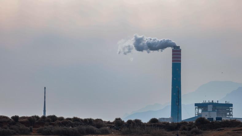 węgiel klimat energetyka