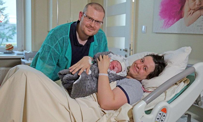 Dzieci urodzone 1 stycznia 2020 roku
