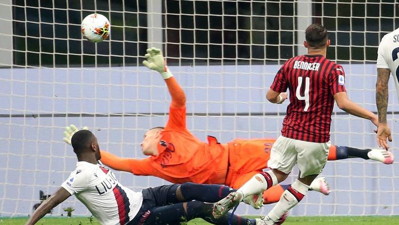 Mecz Milan - Bologna